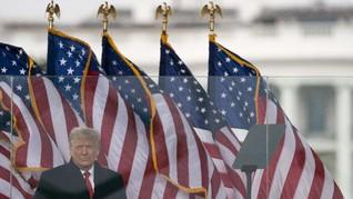 TikTok Blokir Video Terkait Donald Trump Hasut Rakyat AS