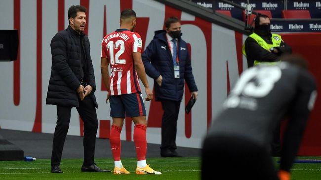 Pelatih Atletico Madrid, Diego Simeone memuji dampak yang diberikan Thomas Tuchel untuk Chelsea jelang leg pertama babak 16 besar Liga Champions.