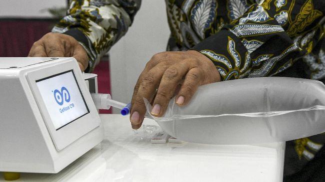 Ada beberapa syarat yang harus dipenuhi calon penumpang untuk melakukan pemeriksaan GeNose di dua stasiun, Pasar Senen dan Yogyakarta.