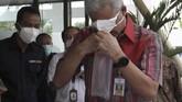 GeNose C-19 bisa mendeteksi virus corona dari hembusan nafas seseorang. Alat buatan Universitas Gadjah Mada itu sudah dapat izin edar.