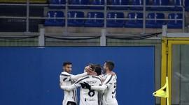 Klasemen Liga Italia Usai Juventus Hajar Milan