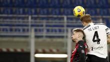 7 Fakta Jelang Duel Juventus vs AC Milan