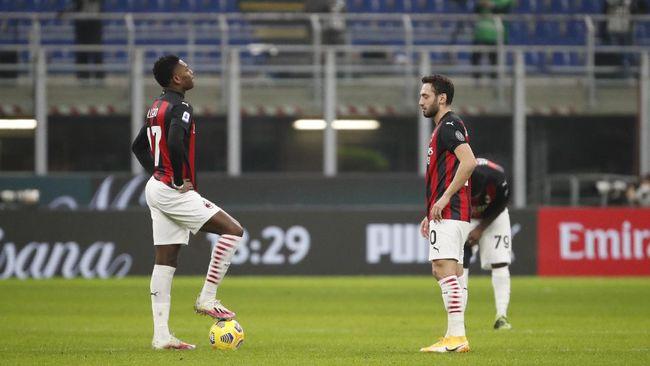 Legenda AC Milan Antonio Nocerino menyebut eks klubnya terpuruk di Liga Italia gara-gara 'gol hantu' Sulley Muntari saat melawan Juventus.