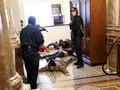 Polisi Capitol Meninggal Sehari Usai Aksi Brutal Massa Trump