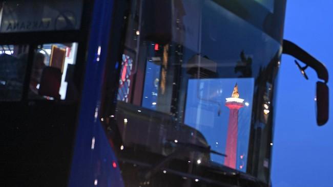 Potret Modernisasi Transportasi DKI di Usia ke-494 Tahun