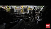 Pemkot Jakarta Pusat ingin merapikan terowongan di Jalan Pegangsaan yang sempat disambangi Mensos Tri Rismaharani.
