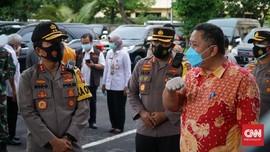 Ada Penolakan, Plt Walkot Surabaya Tunda Izin RS Covid di Mal