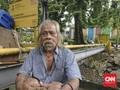 Nursaman, Gelandangan yang Mengaku Ditemui Risma di Thamrin