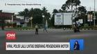 VIDEO: Viral Polantas Diserang Pengendara Motor