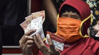 Dinsos DKI Jakarta Mulai Bagikan Bantuan Sosial Tunai