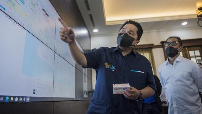 Alasan Erick Thohir Prioritaskan Vaksin Corona dari China