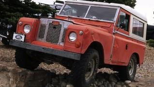 Mobil Jenazah Pilihan Pangeran Philip, Land Rover Defender