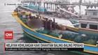 VIDEO: Nelayan Kehilangan Kaki Dihantam Baling-baling Perahu