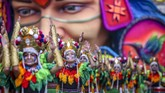 Foto-foto unik pilihan CNNIndonesia.com dari pelbagai penjuru dunia, mulai dari China hingga Kolombia..