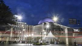 FOTO: Wajah Baru Istiqlal, Berhias Lorong Silaturahmi