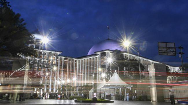 Pengelola Masjid Istiqlal masih perlu menggelar rapat dengan pelbagai pihak untuk memutuskan perizinan penggunaan masjid ini sebagai tempat akad Atta-Aurel.