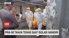 VIDEO: Pria 66 Tahun Tewas saat Isolasi Mandiri