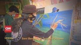 VIDEO: Seni Berdaya di Tengah Pandemi