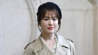 Song Hye Kyo Aktris Korea Pertama Brand Ambassador Fendi