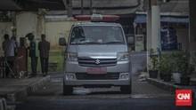 Dinkes Depok Tak Temukan Pasien Covid-19 Meninggal di Taksi