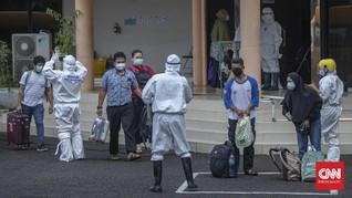 Wagub Sebut DKI Jakarta Sudah Masuk Zona Merah Covid-19
