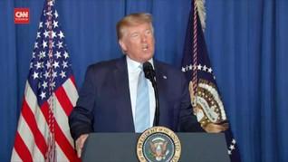 VIDEO: Hakim Irak Minta Donald Trump Ditangkap