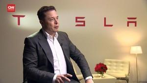 Elon Musk: Beli Tesla Tidak Bisa Pakai Bitcoin