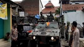 VIDEO: Gunakan Rantis TNI-Polri Patroli di Ponpes Baasyir