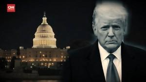 VIDEO: Polemik Pemakzulan Trump Imbas Kerusuhan di Capitol
