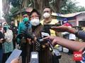 Tak Mau Ria, Risma Janji Bangun Rusun Tunawisma di Bekasi