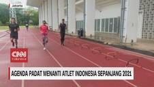 VIDEO: Agenda Padat Menanti Atlet Indonesia Sepanjang 2021