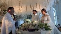 <p>Caesar Hito dan Felicya Angelista, akhirnya resmi menjadi sepasang suami istri. (Foto: YouTube Felicya Angellista)</p>
