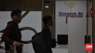 Sriwijaya Air Wajib Ganti Rugi Rp1,25 M per Penumpang SJ 182