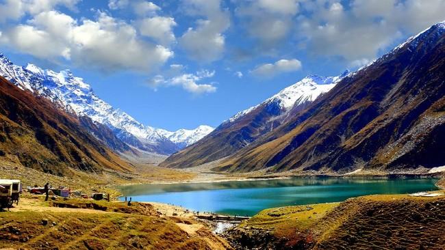 >FOTO: Deretan Lembah Indah Lukisan Tuhan untuk Penghuni Bumi