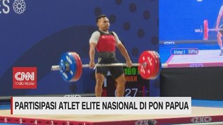 VIDEO: Partisipasi Atlet Elite Nasional di PON Papua
