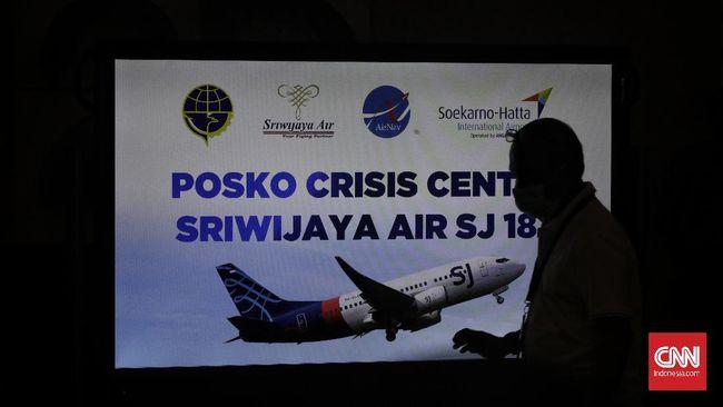 Pesawat Sriwijaya Air SJ 182 itu sempat mengalami kehilangan ketinggian secara drastis di posisi 10.000 kaki di atas permukaan laut.