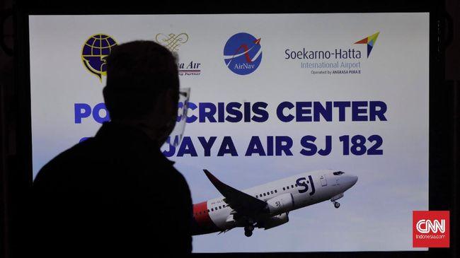 Salah satu pegawai PT PLN (Persero) masuk dalam daftar penumpang pesawat Sriwijaya Air SJ 182 yang jatuh di perairan Kepulauan Seribu, Sabtu (9/1).