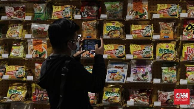 Jakarta kini memiliki spot 'instagramable' baru yang dihadirkan khusus bagi para pecinta mi instan.