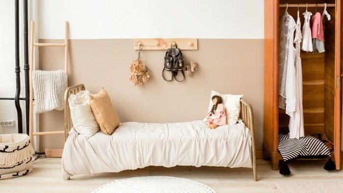 Susah Tidur? Ganti Cat Kamar Tidur Kamu dengan 6 Pilihan Warna Ini