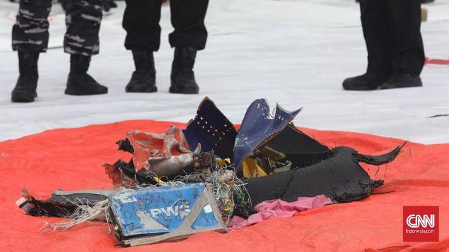 Basarnas akan segera menyerahkan temuan puing pesawat Sriwijaya Air SJ 182 dan jasad korban ke KNKT dan DVI untuk ditindak lanjuti.