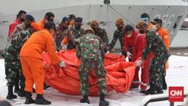 RS Polri Terima 12 Laporan Keluarga Korban Sriwijaya Air
