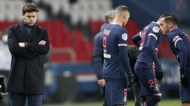 PSG vs Man City: Momen Emas Pochettino Bungkam Guardiola