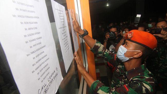 Gubernur Kalimantan Barat Sutarmidji mengatakan mayoritas penumpang pesawat Sriwijaya Air SJ 182 adalah warga Kalimantan Barat.