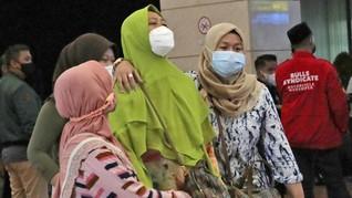 Sriwijaya Air Janji Penuhi Hak Keluarga Penumpang SJ 182