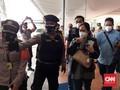 4 Keluarga Korban Sriwijaya Air Sambangi Ante Mortem RS Polri