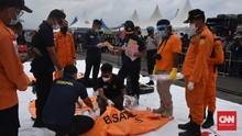 RS Polri Kumpulkan 438 Sampel DNA Korban Sriwijaya Air