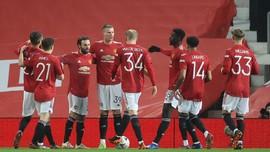 Klasemen Liga Inggris: Duo Manchester di Atas