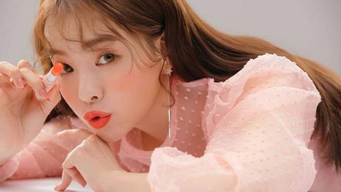 Peach C, Makeup Korea Bertema Peach Milik Youtuber Cantik Haneul