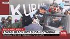 VIDEO: Lokasi Black Box Sudah Ditandai