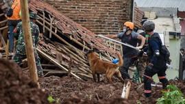 Korban Jiwa Longsor Sumedang Bertambah Jadi 34 Orang